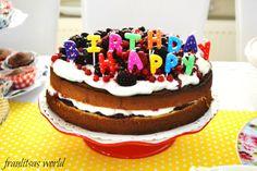Victoria sponge cake Victoria Sponge Cake, Cake Decorating, Birthday Cake, Sweets, Decoration, Desserts, Food, Decor, Tailgate Desserts