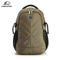 43.30$  Buy now - http://aliykj.shopchina.info/1/go.php?t=32793223822 - Kingson High Quality Waterproof Laptop Backpack for Men and Women Air Cell Shockproof Notebooke Computer Packsack Business 2017   #buymethat