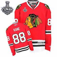 5edad8310 Patrick Kane Jersey - Buy official Reebok Patrick Kane Men s Premier  Stanley Cup Finals Red Jersey NHL Chicago Blackhawks Home Free Shipping.