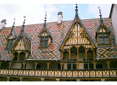 Les Hospices de Beaune, France  www.onequalitythefinest.com  photo: Patricia Gilbert