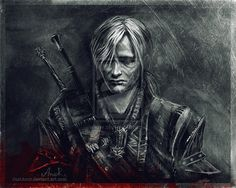 Another experiment with Mads by JustAnoR