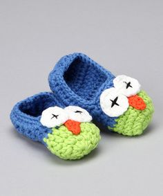 owl booties... i really want these!!