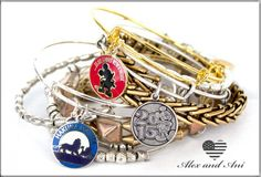New ALEX AND ANI Bangles Just in Time for Holiday Shopping at Disney Parks