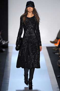 Hervé Léger by Max Azria Fall 2013 Ready-to-Wear Fashion Show