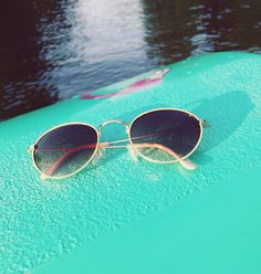 Sonnenbrille auf dem Tretboot auf der Alster Hamburg #tag1
