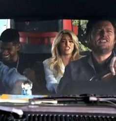 The Voice Season 4 Promo: Watch Shakira and Usher Sing With Adam Levine and Blake Shelton (VIDEO)