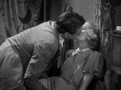 Gary Cooper and Miriam Hopkins