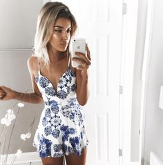 60 Trending And Young Summer Outfits From Fashionista : Kelsey Floyd Spring Summer Fashion, Spring Outfits, Casual Outfits, Cute Outfits, Amazing Outfits, Outfit Goals, Look Fashion, Fashion Women, Fashion Photo