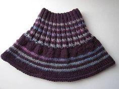 先日の記事(1月4日)のネックウォーマー 「編み方を」とのお問い合わせいただきま...