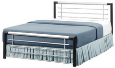 This Bonsoni Modern Style Double Faro Bed Frame 4ft6 is a beautiful piece of Bed demostrating the Bonsonis unparallel quality and workmanship. This 135CM FARO BED comes in 3 boxes. This Bonsoni Modern Style Double Faro Bed Frame 4ft6 is made of Steel frame, bendwood slats, plastic caps and the colour is .  http://www.bonsoni.com/bonsoni-modern-style-double-faro-bed