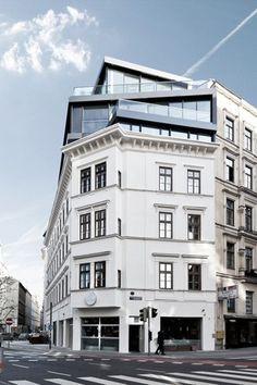 Josef Weichenberger architects + Partner — MG9