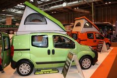 mini motorhome | Motorhomes at the NEC Motorhome and Caravan Show