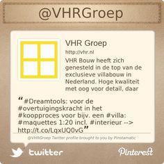 #Dreamtools: voor de #overtuigingskracht in het #koopproces voor bijv. een #villa: #maquettes 1:20 incl. #interieur --> http://dreamtools.nl/