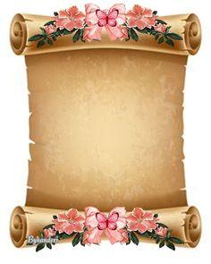Borders For Paper Flower Background Wallpaper, Flower Backgrounds, Paper Background, Royal Background, Frame Border Design, Page Borders Design, Old Paper, Vintage Paper, Paper Paper