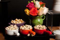 cores - weshareideas - ideias panelinhas com aperitivos