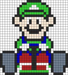 Mario Cart Pattern