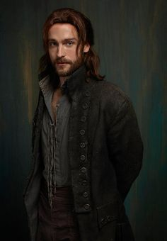 Sleepy Hollow | Tom Mison as Ichabod Crane