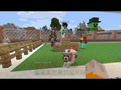 the block thing works!  I love stampylongnoses videos!!!