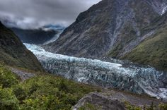 Or a single glacier. Fox glacier? | 25 Places In New Zealand That Do Not Care If You Travel There