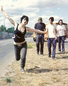 The Distillers Poster Magazine Photo Brody Dalle Poster Music Love, Music Is Life, Good Music, My Music, Brody Dalle, The Distillers, 2000s Music, Punk Rock Girls, Smells Like Teen Spirit