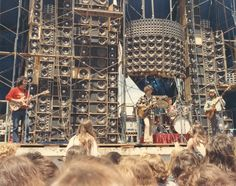 Grateful Dead, Iowa State Fairgrounds, Des Moines, June 16, 1974