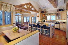 INCREDIBLE BEAVER CREEK HILLTOP RESIDENCE  |  Beaver Creek, CO  |  Luxury Portfolio International Member - Slifer Smith & Frampton Real Estate