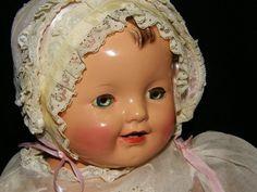 Effanbee Lovums Doll 17 in.