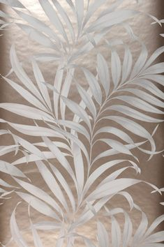 Wallpaper Samples, Pattern Wallpaper, Shades Of White, Grey And White, Tropical Wallpaper, Basic Colors, Decoration, Surface Design, Design Elements