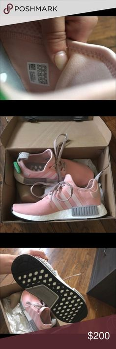 sports shoes a4578 3ba60 Womens Adidas NMD Size 8. Bought the wrong size. Never been worn. adidas
