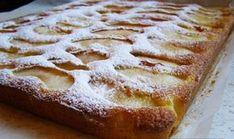 Rapida,mere, tarta cu mere de mai jos este extrem de delicioasa, se prepara rapid si...