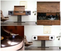 Record Console by Symbol Audio