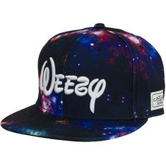 Cayler & Sons Cap Weezy galaxy/white ★★★★★