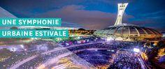 Grand concert gratuit présenté sur l'Esplanade Financière Sun Life du Parc olympique. Alors que tous les regards se tournent vers les Jeux olympiques de Rio de Janeiro, venez célébrer le 40e anniversaire des Jeux olympiques de Montréal! Ce moment phare de notre histoire fut une véritable « bougie d'allumage » dans le domaine du sport et ses répercussions se font encore sentir aujourd'hui. L'OSM et Kent Nagano rendent hommage à ces athlètes canadiens et internationaux qui ont marqué les Jeux…