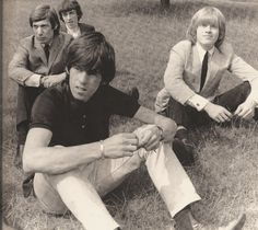 The Rolling Stones, Keith Richards, Brian Jones, Charlie Watts, Bill Wyman