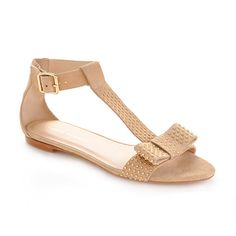 lulu bow sandal / loeffler randall