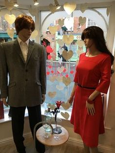 Love is in the air in our Brigg Shop, not long until Valentines day, why not pop in and get something special for your loved one