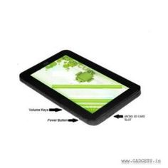 Progressive Tablet PC 7 inch 800 Mhz with 2G Voice calling PISTAB03