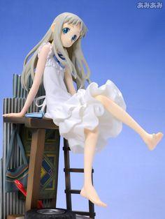 Hasil gambar untuk anohana menma doll