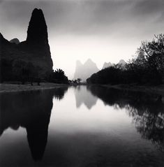 Lijiang River, Study 7, Guilin, China, 2006
