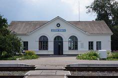 Станция Дубовязовка, Юго-Западная железная дорога. Село Вязовое, Сумская область.