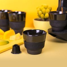 Innovative, sleek and bold. And we're not just talking about the #coffee.