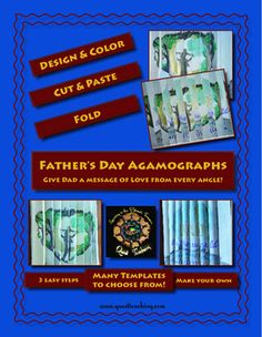 Father's Day Agamographs: Give Dad Love From Every AngleLet Dads everywhere get messages of love from all angles with this unique set of agamographs. So many templates to choose from! In three easy steps your students will have a gift that conveys two special messages and/or artwork to show Dad how much he is appreciated and loved. For those students who don't have a father, I've included other family/ love/appreciation templates that would be suitable for any special person in their life. Teaching Kids, Teaching Resources, Fall Cleaning, Holiday Themes, Teaching Materials, Elementary Education, Family Love, Love Messages, Task Cards