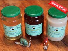 Pachet Mix de MIere CADOU Catina! #miere #catina #cadou #sanatate Ketchup, Honey, Bottle, Food, Flask, Meals, Yemek, Jars, Eten