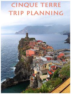 All the best resources for Cinque Terre Trip Planning from restaurants to hotels to blogs to photo inspiration.