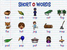 Vista previa en miniatura de un elemento de Drive O Words, Short O, Phonics Games, Short Vowels, Shutterfly, Puzzles, Kindergarten, Learning, School