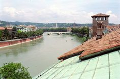 castelvecchio - view of verona and river | Flickr - Photo Sharing!