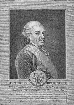 Henrik Hielmstierne (1. januar 1715 - 18. juli 1780) var en islandsk-dansk gehejmeråd, historiker og bogsamler.