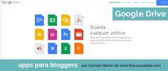 Apps de Google fundamentasles: Drive, Fotos y Photoscan  #apps #herramientas #emprender #emprendedor #blogger
