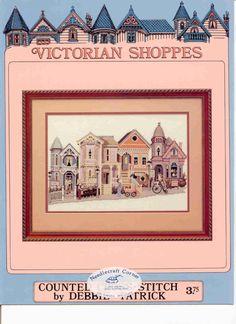Gallery.ru / Фото #1 - DP-039 Victorian Shoppes - mornela