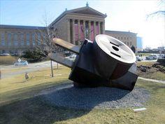 Giant 3-Way Plug - Philadelphia, PA http://www.waymarking.com/waymarks/WMDV78_Giant_3_Way_Plug_Philadelphia_PA